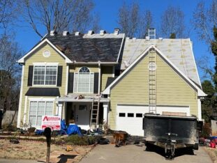 replacing your roof Lawrenceville