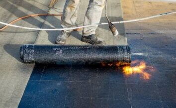 Rubberized Roofing