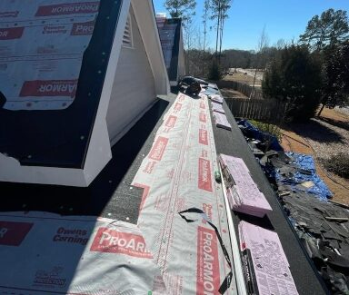 Can I afford to install a new roof?